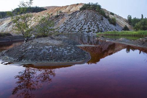 -Furi- crveno jezero