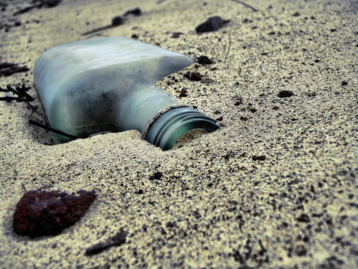 Boca u pesku
