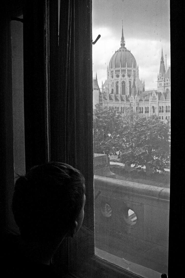 Pogled na Budimpeštu