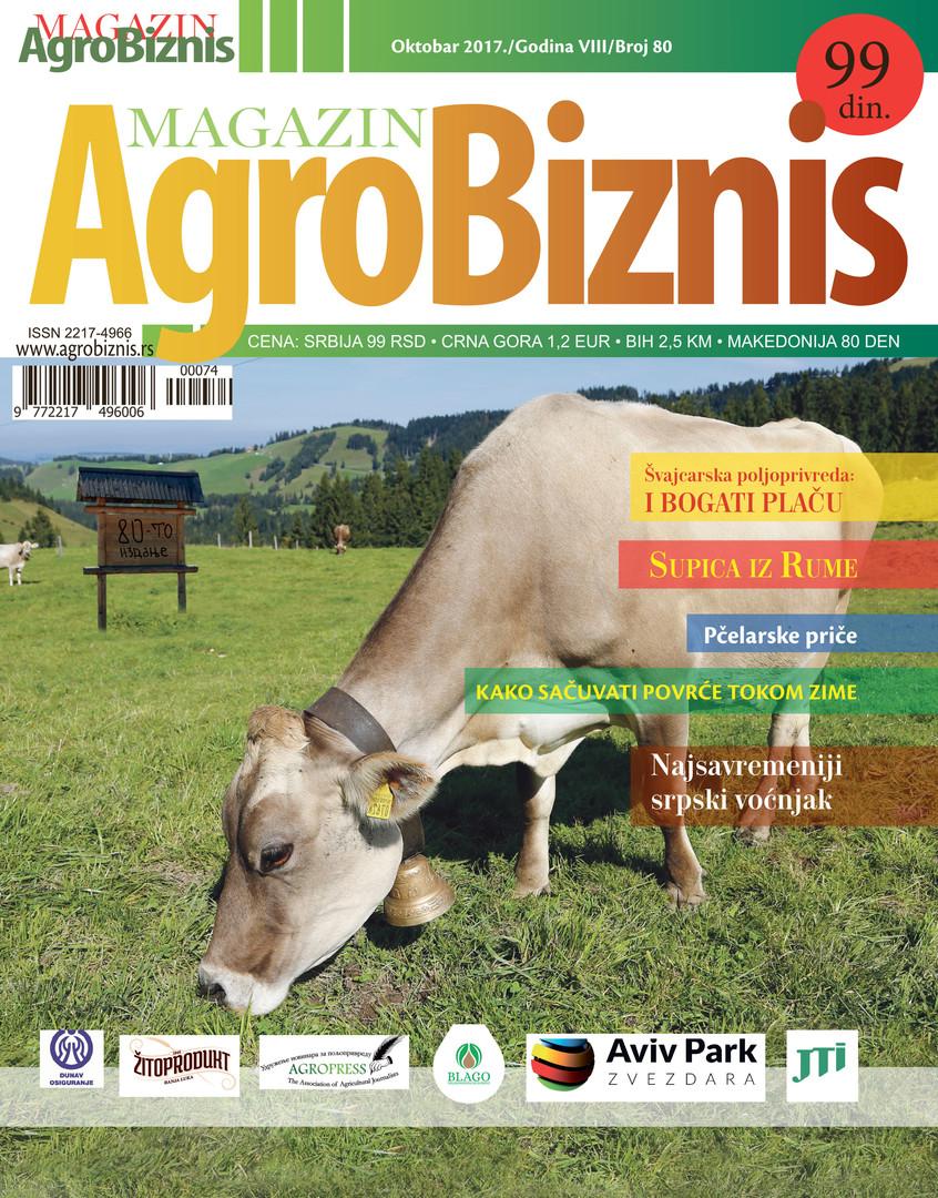 Agrobiznis magazin 80