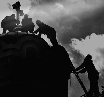 AleksaSrbin у славу крста