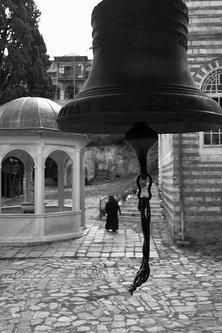 AleksaSrbin u manastiru Zograf