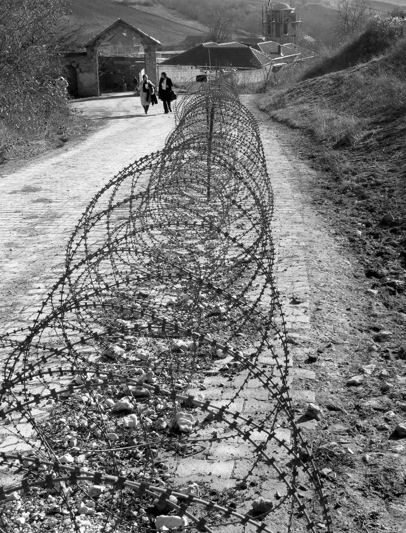 sloboda u žicama
