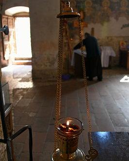 AleksaSrbin у храму