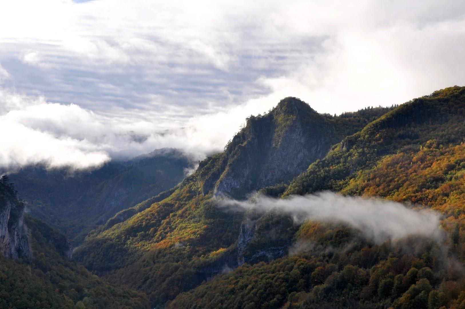 jutro na planini