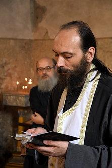 AleksaSrbin Молитва за крштење