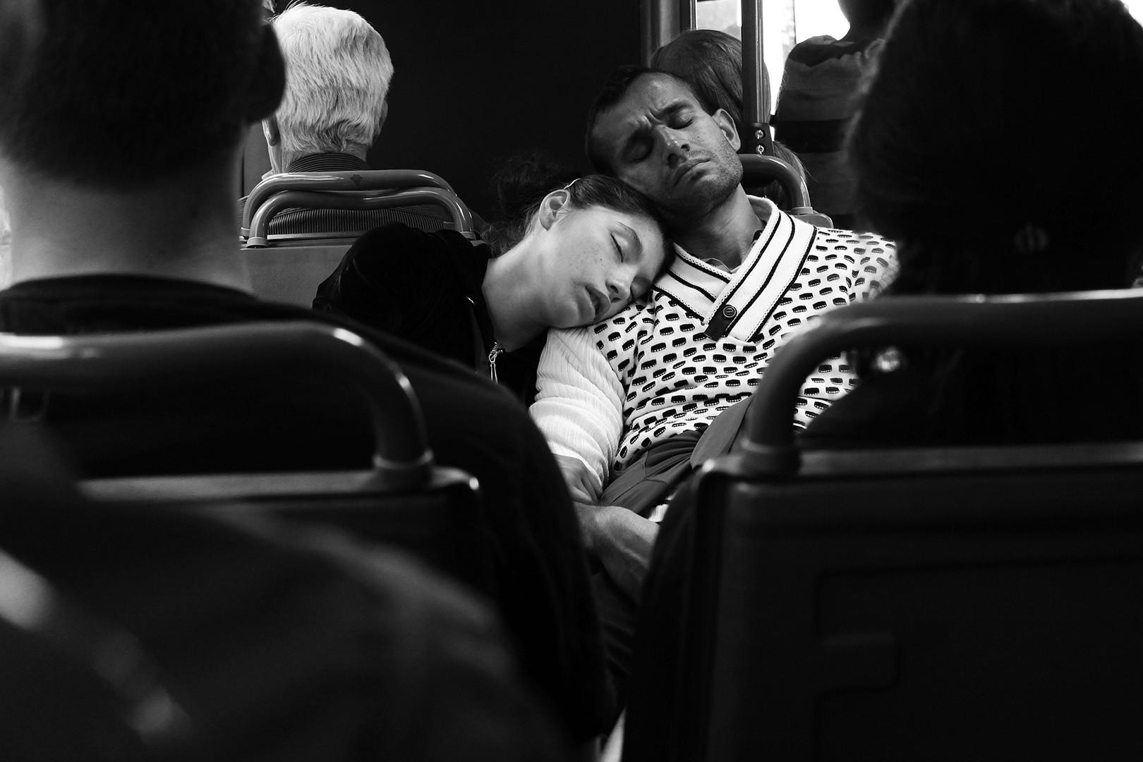 Ljubav u doba umora - Love in the time of fatigue