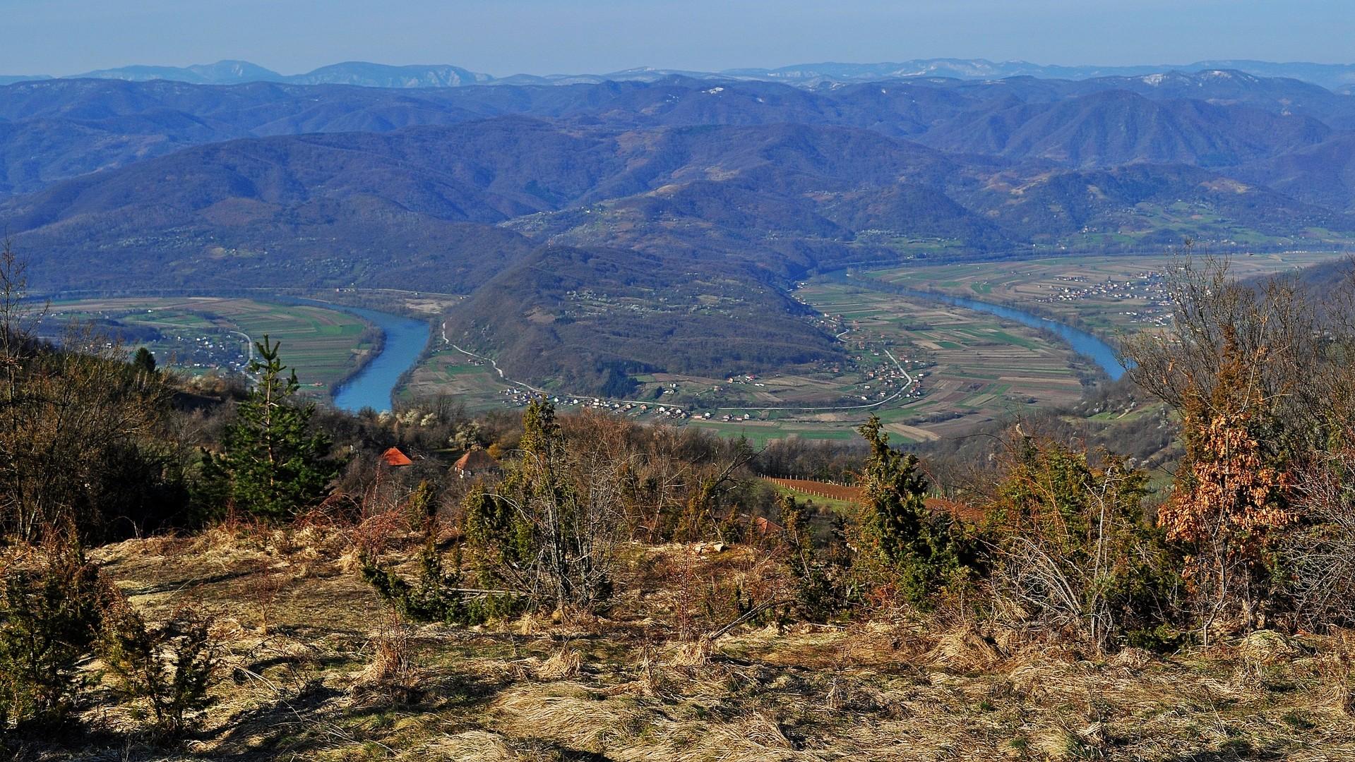Pogled na Drinu