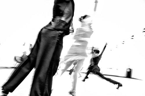 Bimbo Plesači