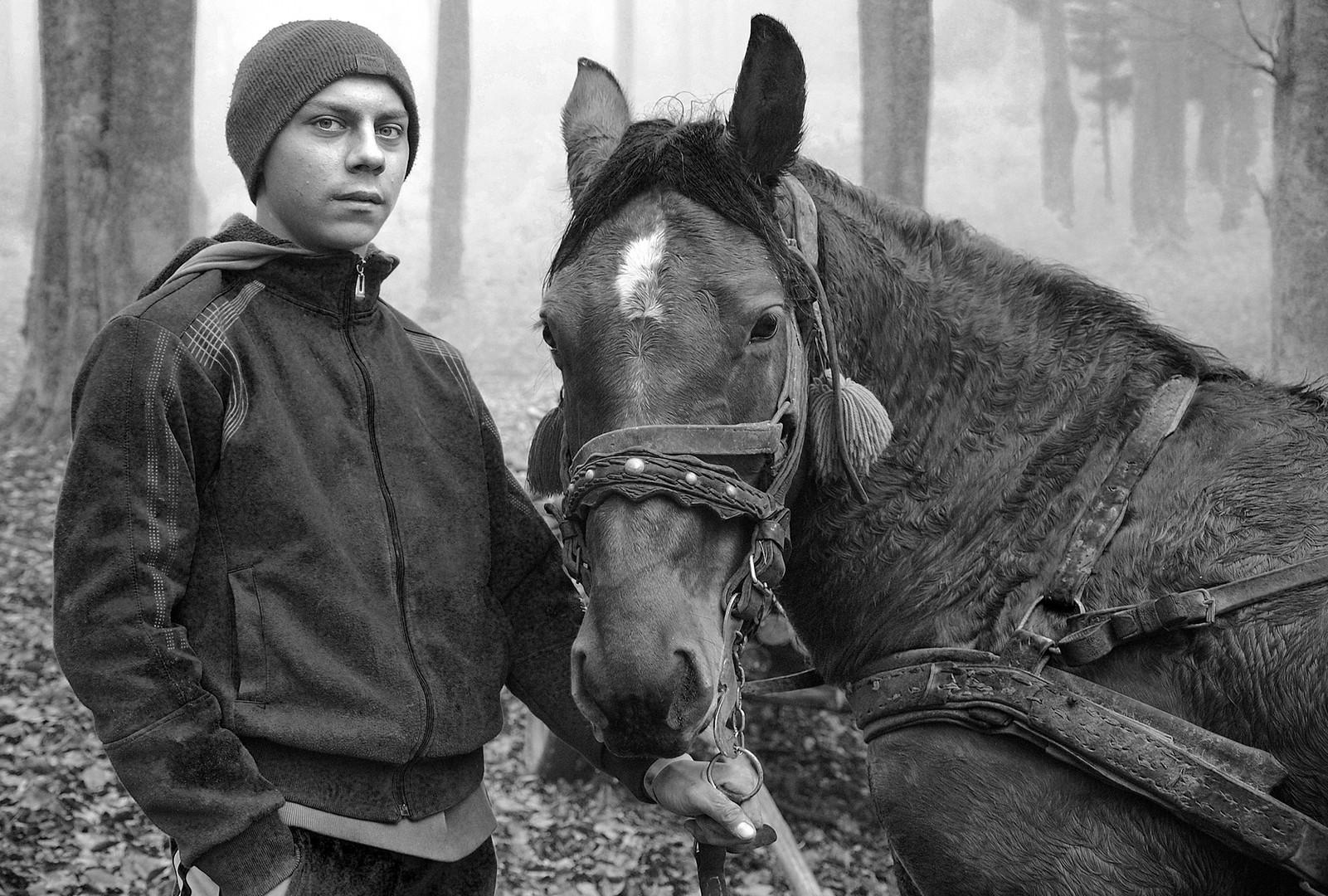 Dečak i konj