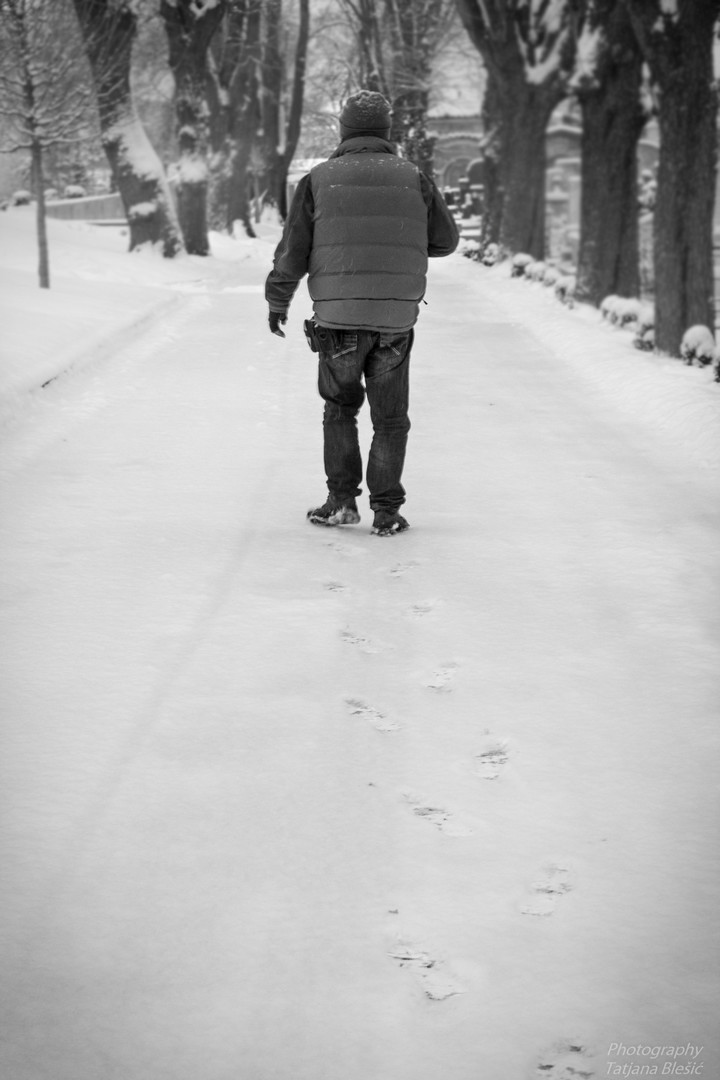 Zimska setnja..