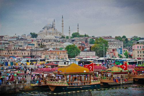 Blondie Istanbul I
