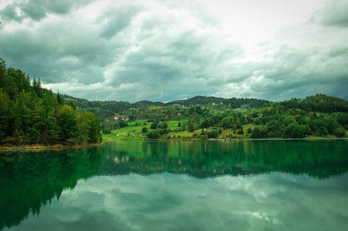 Blondie Zaovinsko jezero