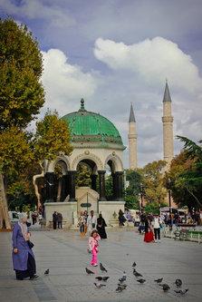 Blondie Istanbul II