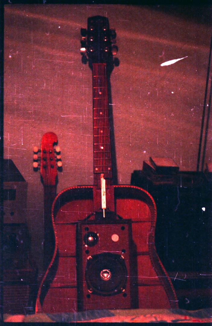 Stara dobra muzika na gitari