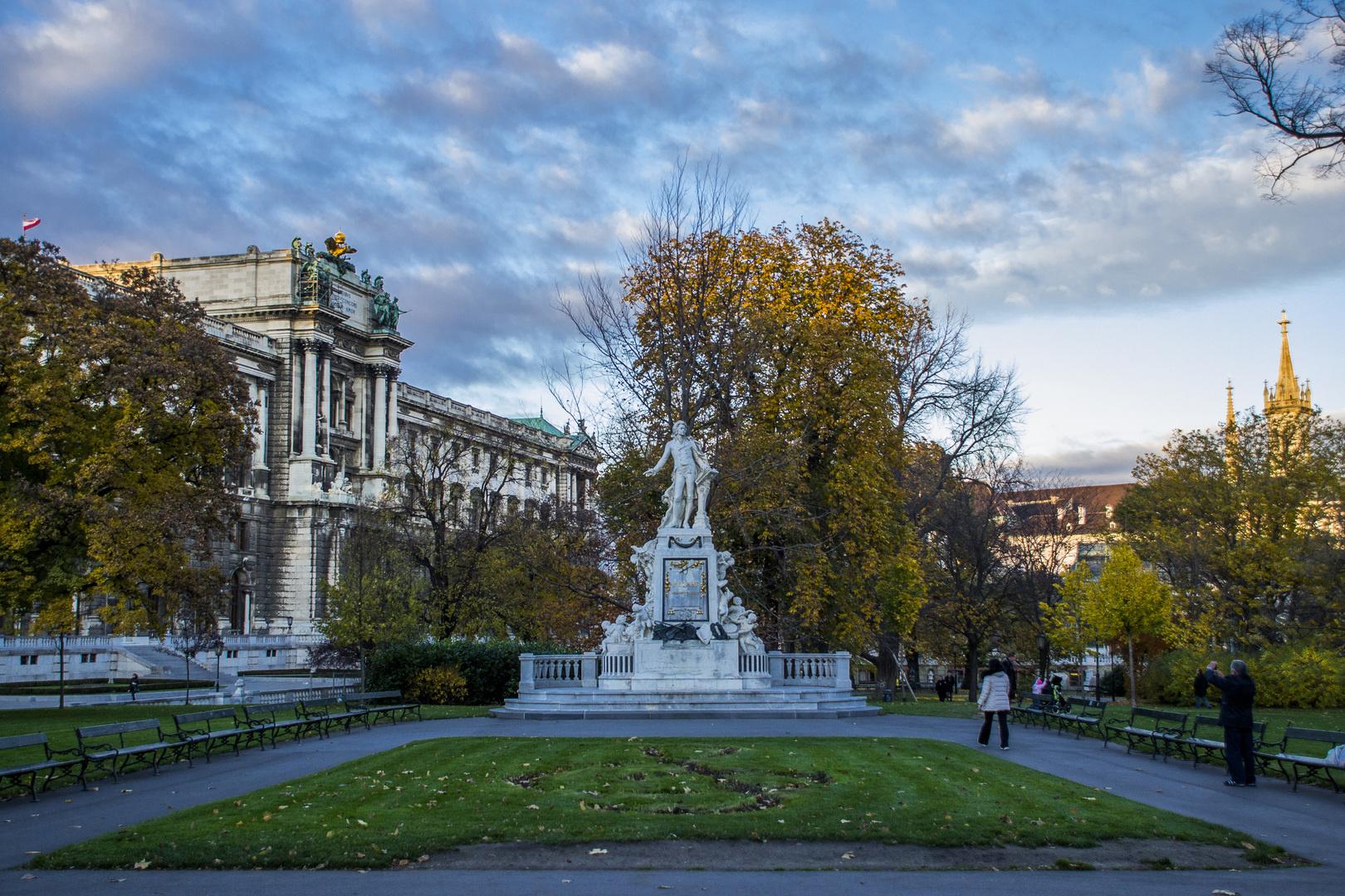Još jedan park u Beču