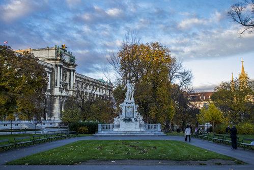 BlueSabbath Još jedan park u Beču
