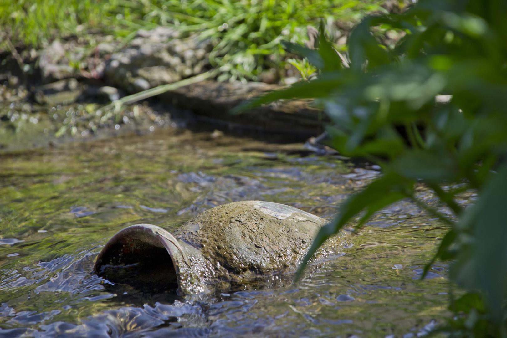 Ćup u reci
