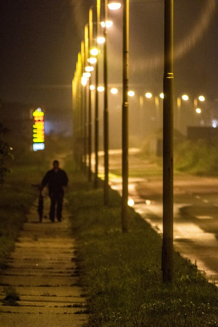 Noćni saobraćaj