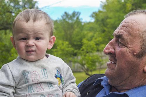 BlueSabbath Najmlađi unuk!