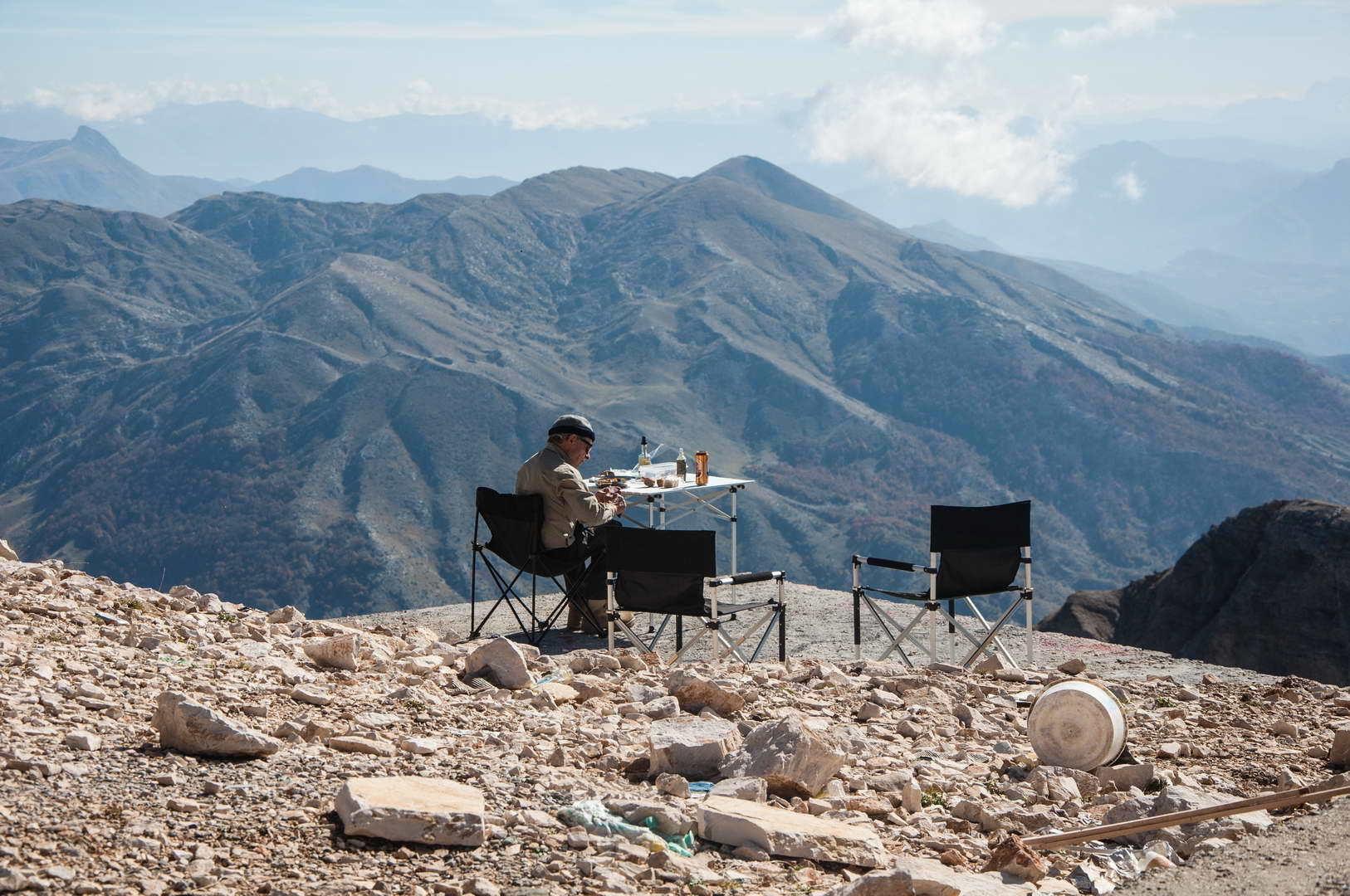 Piknik na visini