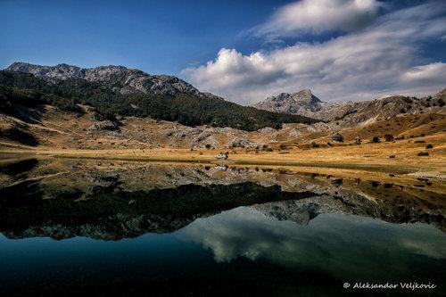 Bluealek Rikavačko jezero