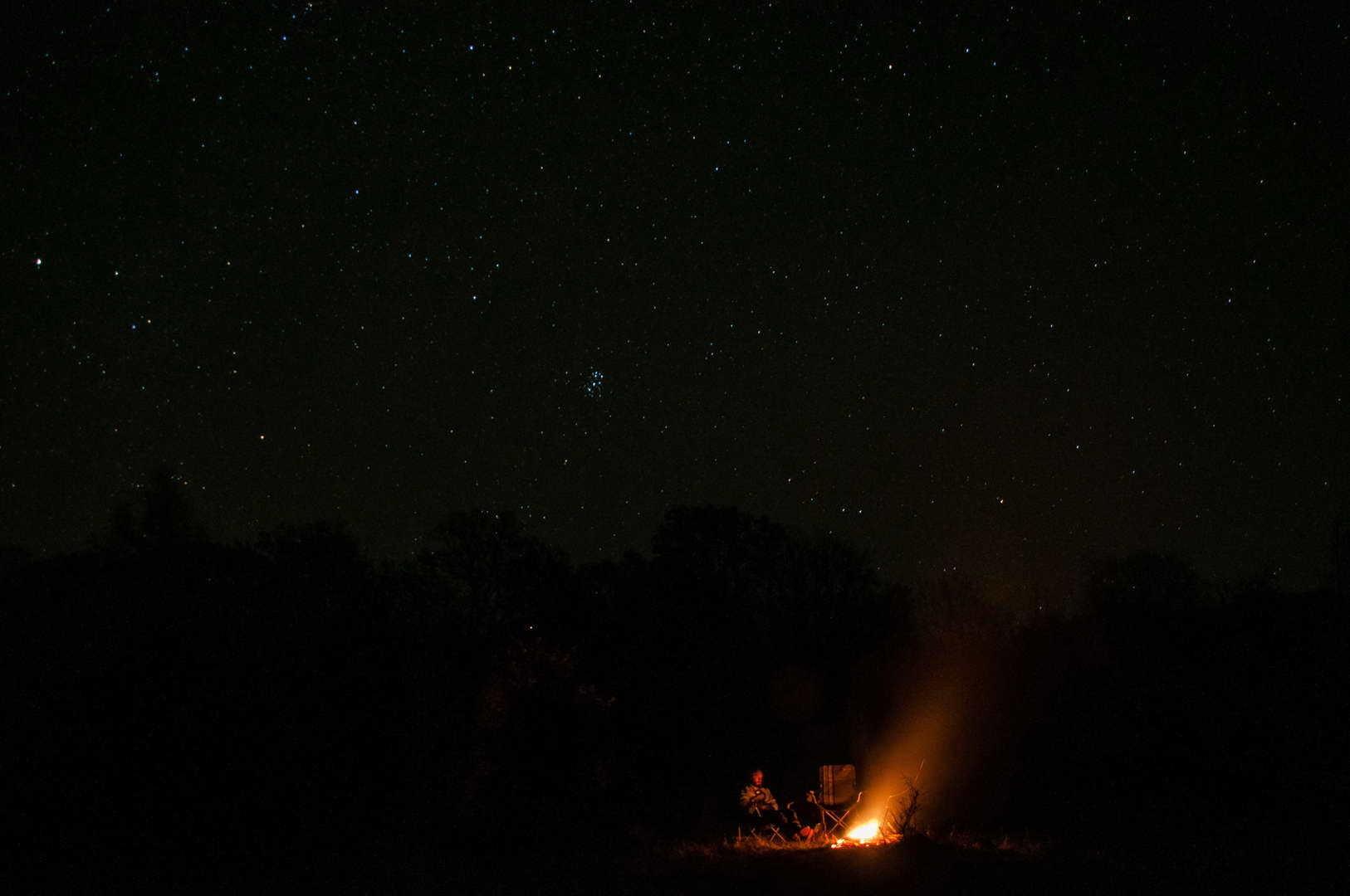 Noć pod zvezdanim nebom u Karpatima