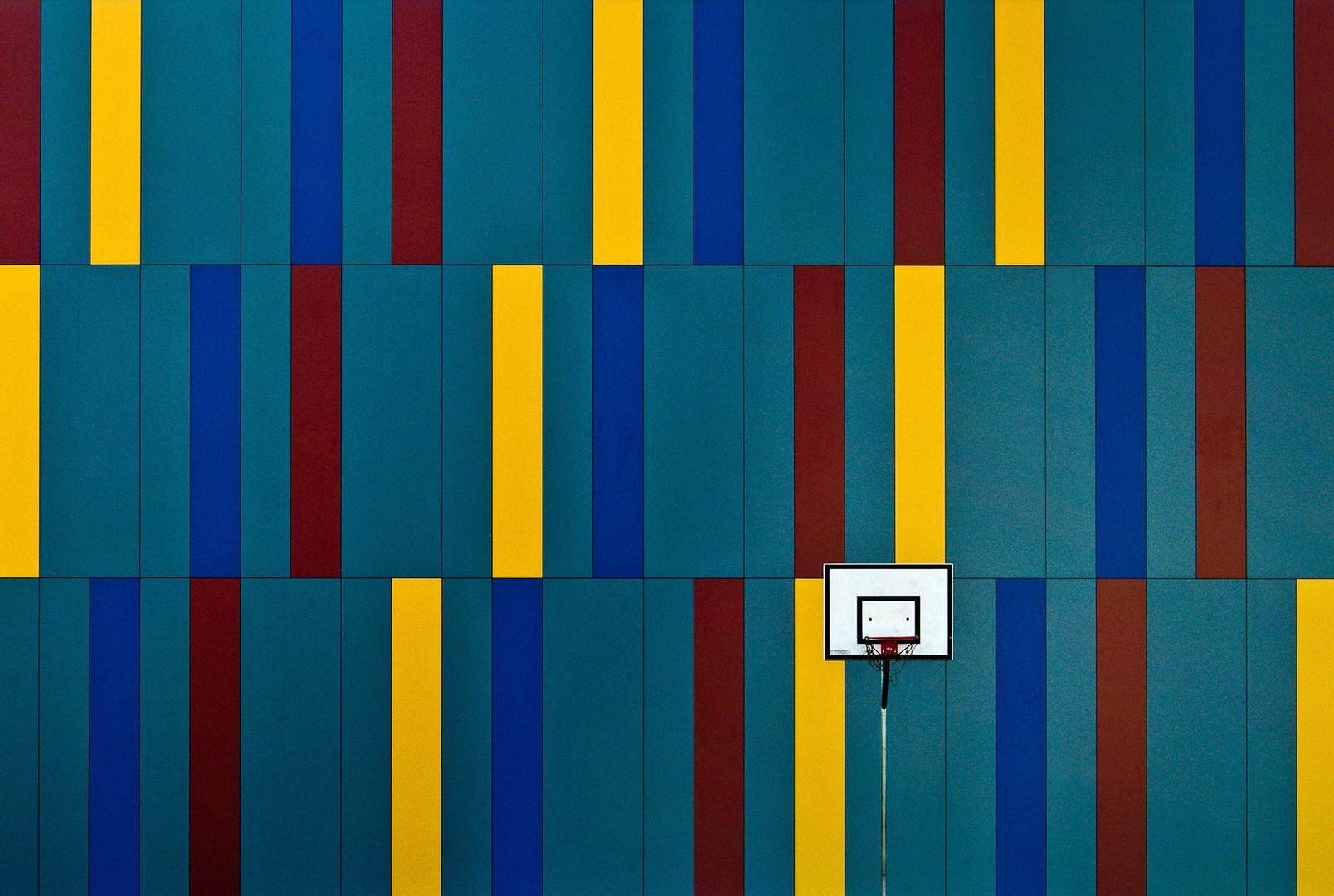 Basket Tetris
