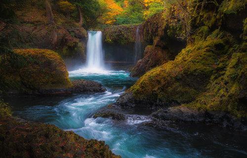 Bogisha Spirit Falls