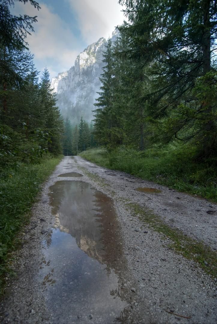 Planinskim putem