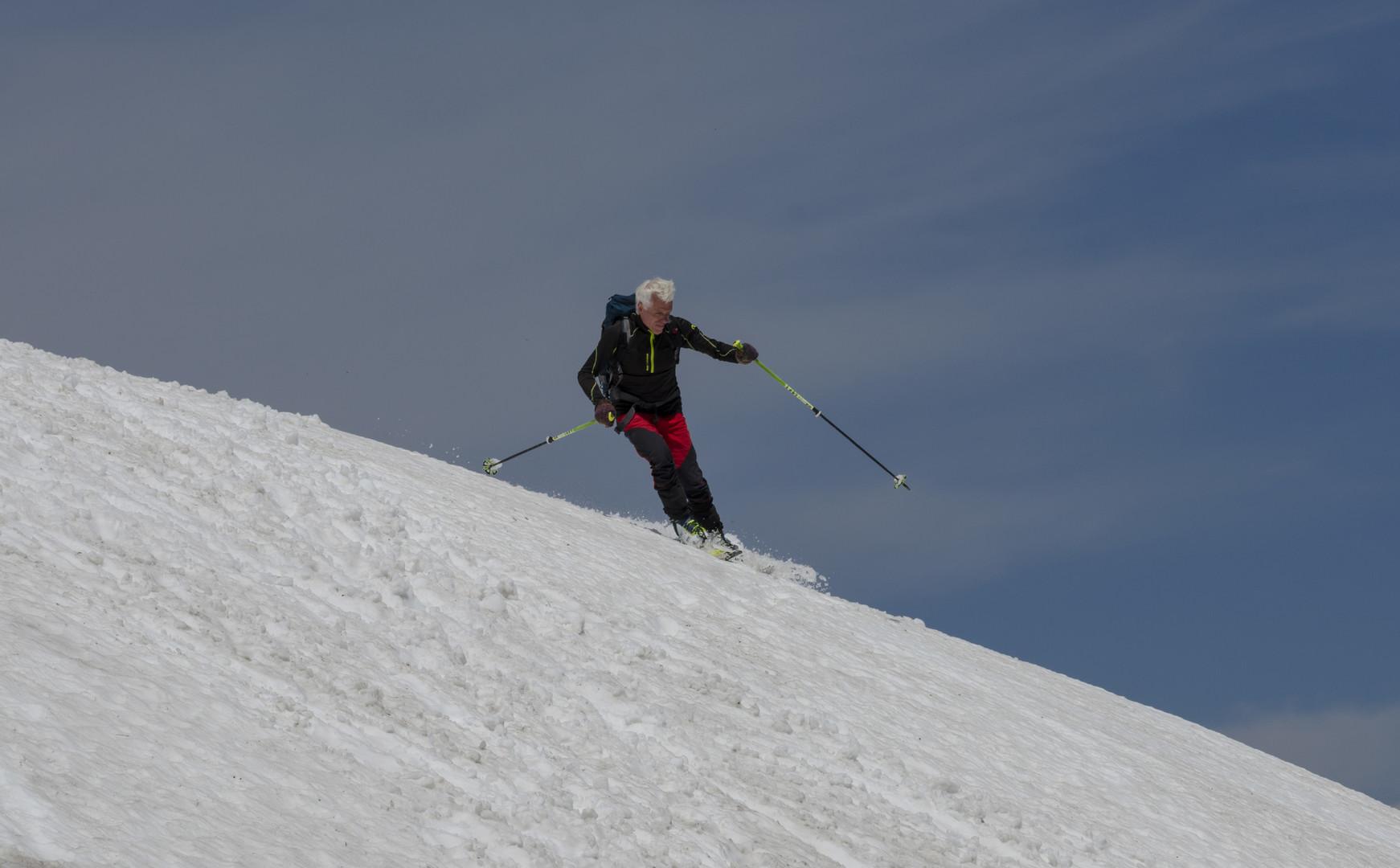 Letnje skijanje