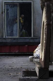 BokiS Prozor u dvoriste