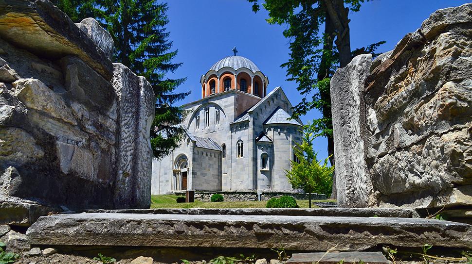 Manastir Studenica.