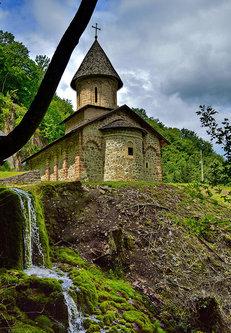 Brkica956 Храм посвећен св.Георгију-Ђурћиц 16 новембар,где се чувају мошти светога Ђорђа.Godovik