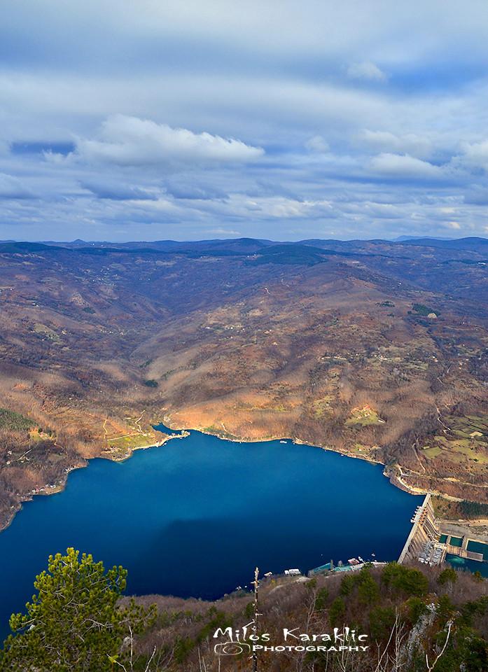 Jezero Perucac