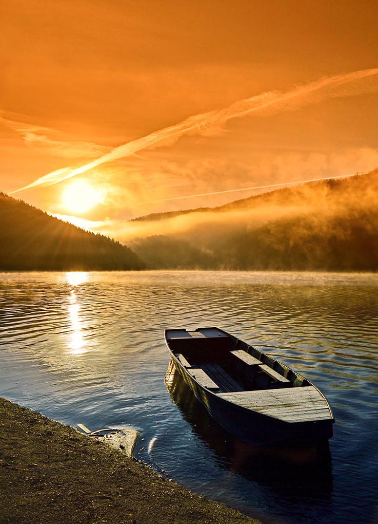 Jezero Vrutci.