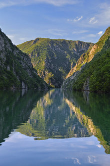 Brkica956 Refleksija,jezero Perucac