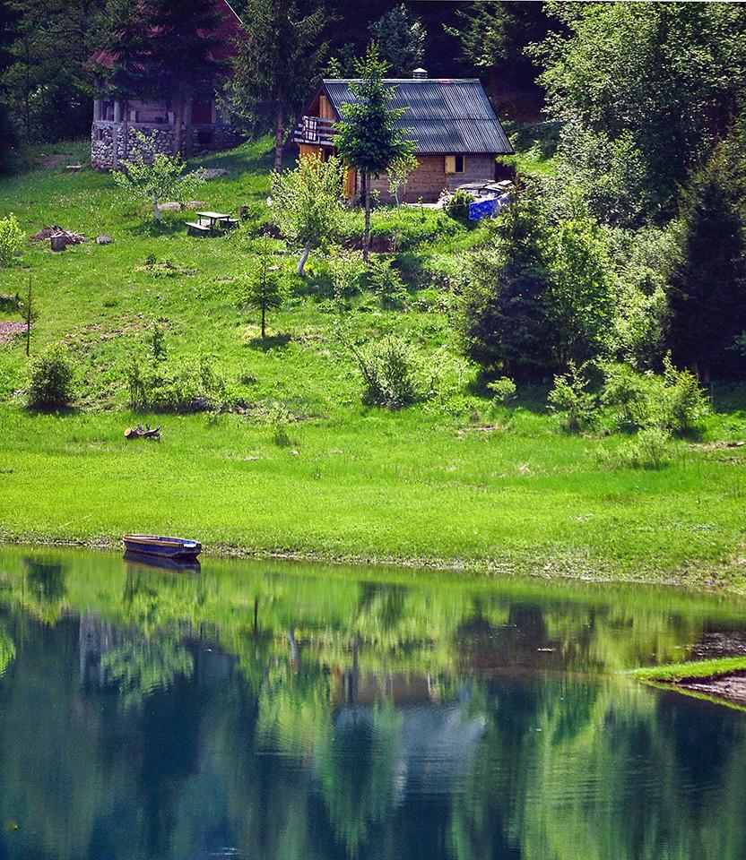 Kraj jezera