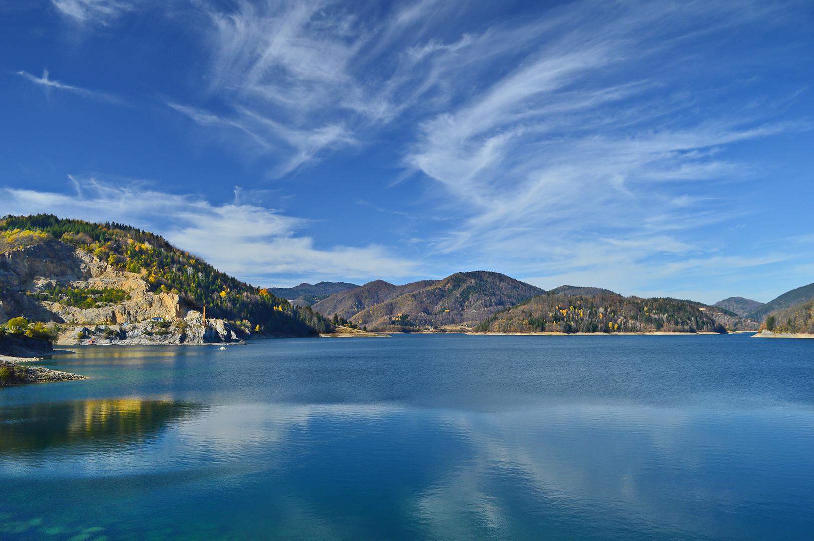 Tara jezero Zaovine