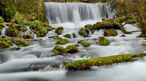 Brkica956 Na izvoru reke Vrelo.