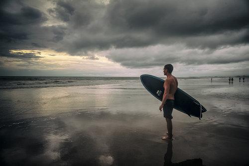 CujesLiBuku Surfer, Dude