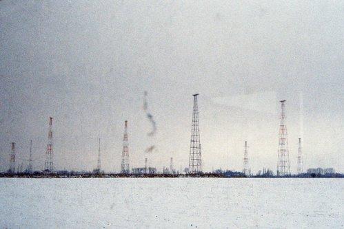 DCerskov Zimska grafika kroz prozor voza