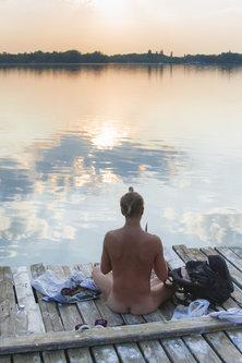 Danna oštra meditacija