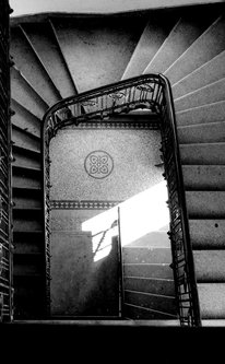 Danuberiverchild степенице