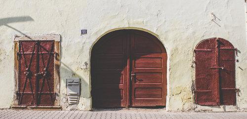 Danuberiverchild vrata