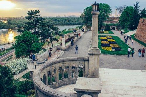 Danuberiverchild Beogradska razglednica