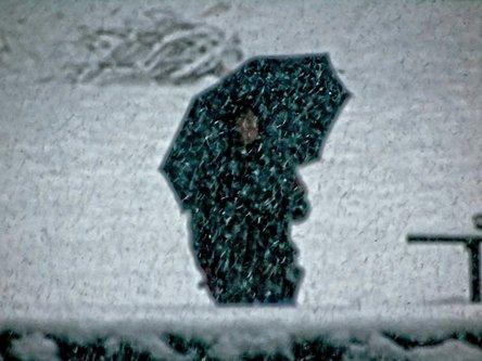 Daraa Snježni čovjek