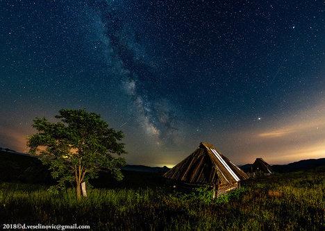 Darkves DSC03711 - Mlečni put na Zlatiboru