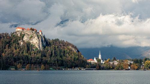 Deni90 Bled castle