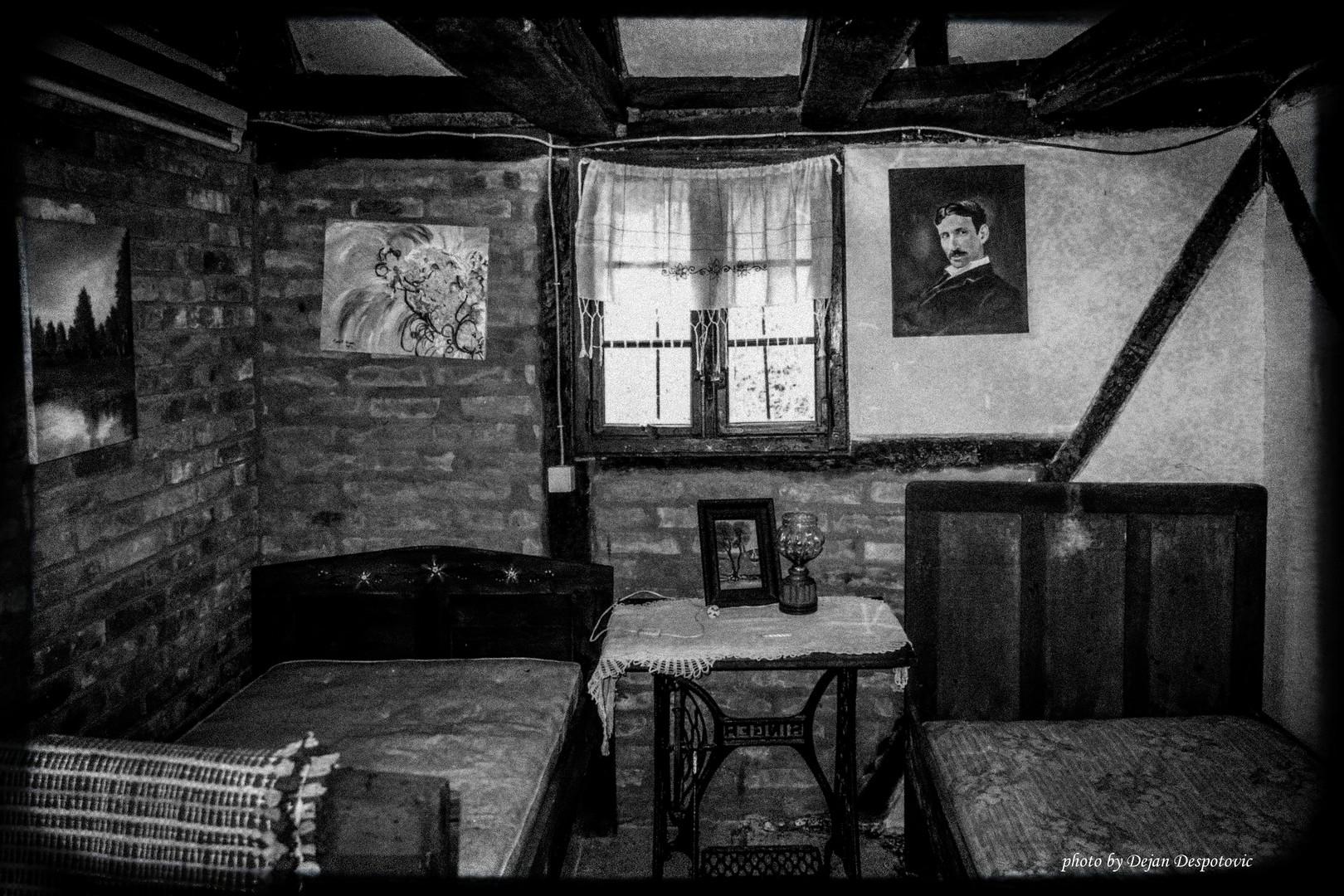 Old room...
